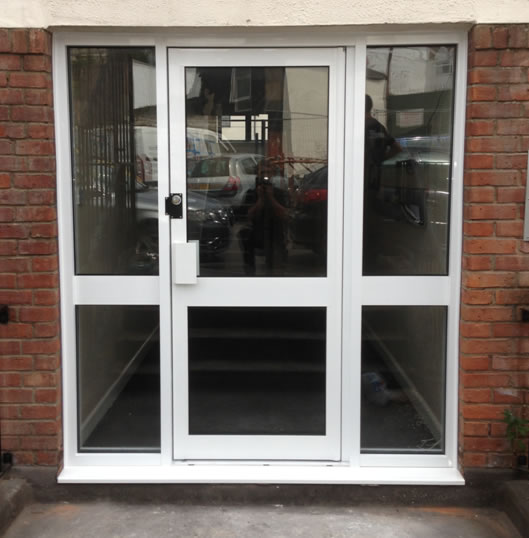 Commercial Aluminum Doors : Aluminium doors commercial prices