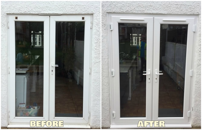 Gallery caddy windows bristol upvc double glazing a for Upvc french doors bristol