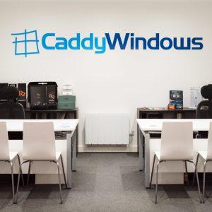 Caddy Windows Showroom