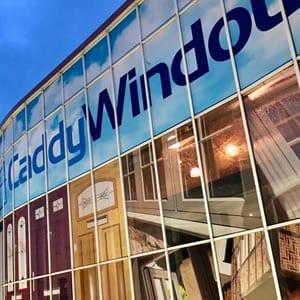 Caddy Windows Sales