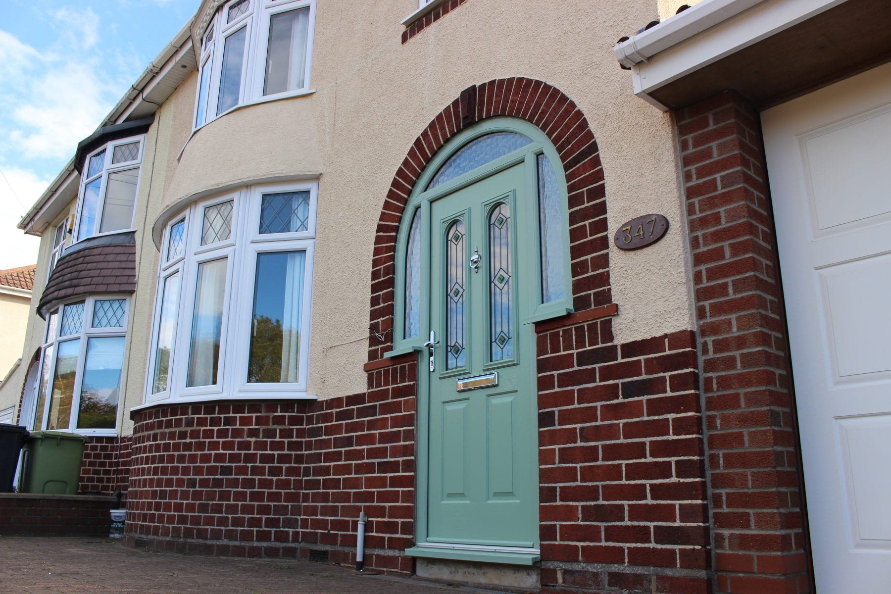 Solidor Chartwell Green