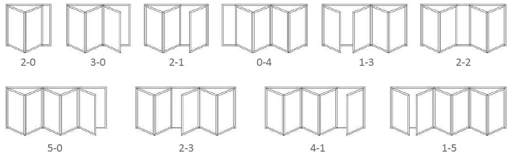 Bi-Fold Layout