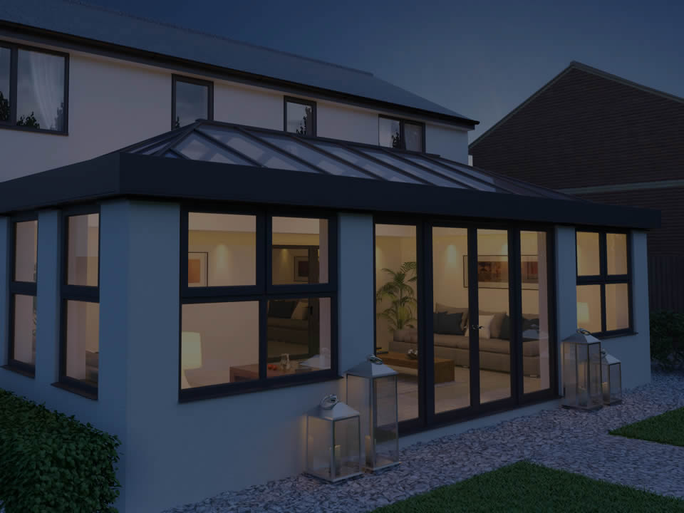 Rooflights and laterns available from Caddy Windows