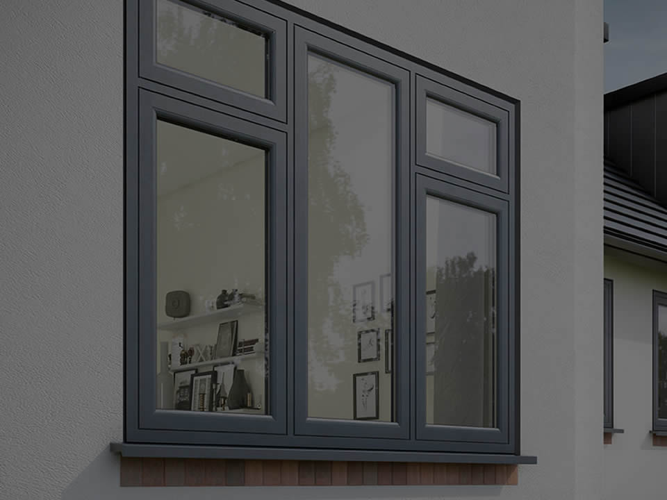 uPVC Window excellently installed by Caddy Windows
