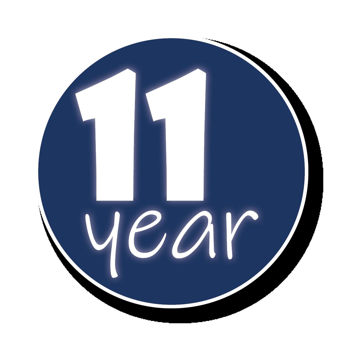 11 Year Guarantee from Caddy Windows