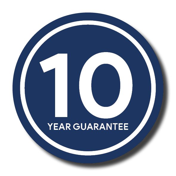 10 Year Guarantee from Caddy Windows
