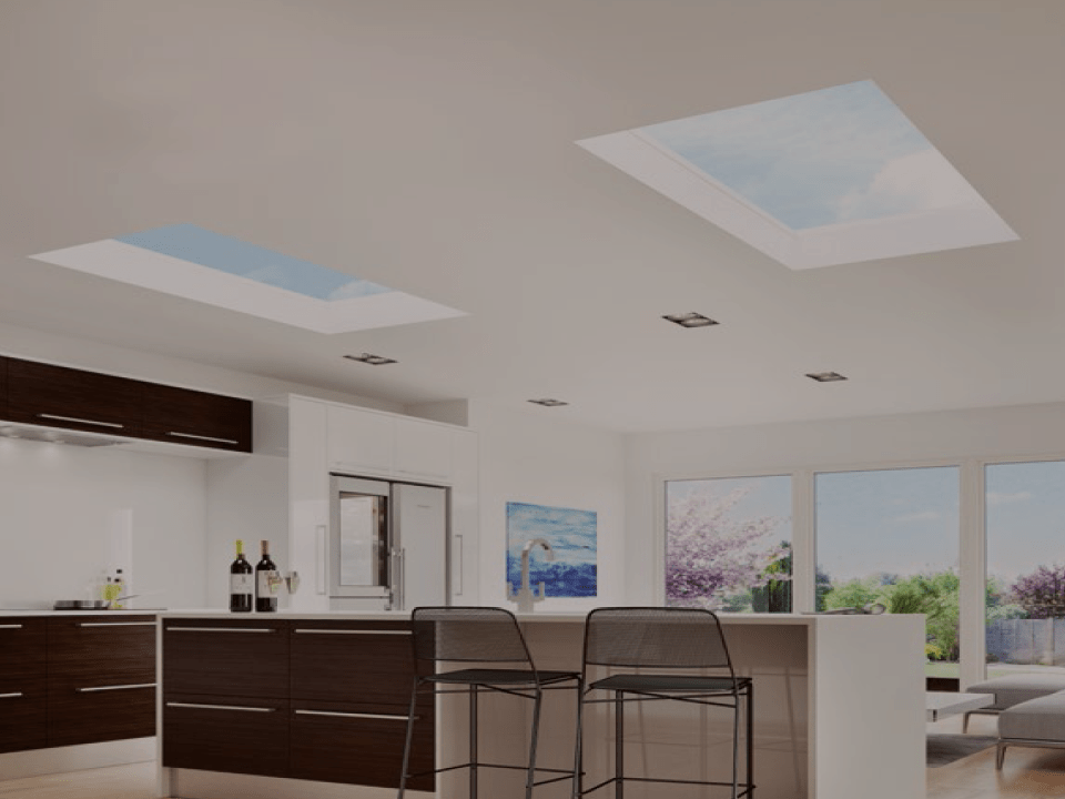 Rooflights from Caddy Windows